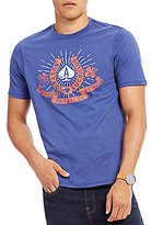 Daniel Cremieux Jeans Busted Luck Short-Sleeve Graphic Tee