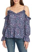 William Rast Wolfe Blouse