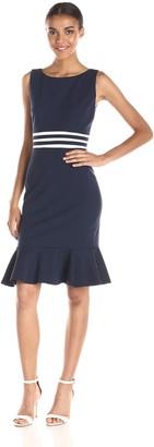 Erin Fetherston Erin Women's Marissa Ponte Flutter Dress