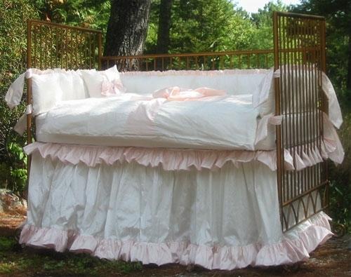 Lulla Smith Pretty Baby Crib Bedding