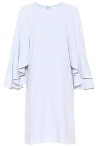 Chloé Crêpe shift dress