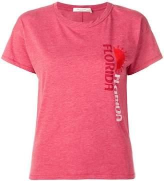 Rag & Bone Florida print T-shirt