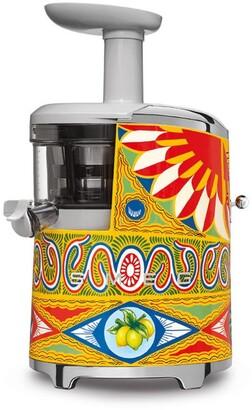 Smeg x Dolce & Gabbana Slow Juicer