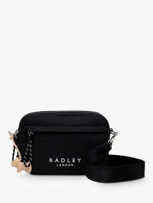 Radley Johanna Konta Small Zip Top Camera Cross Body Bag, Black