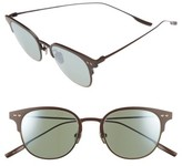 Salt Men's Hooper 48Mm Polarized Sunglasses - Turkish Coffee