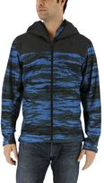 adidas Men's Climaproof Hooded Rain Jacket