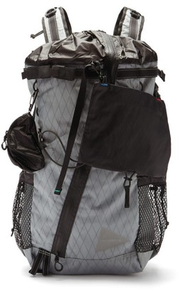 and wander X-pac 30l Technical-shell Backpack - Grey