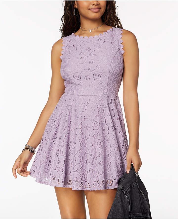 12bfc1bc3697 Macy Junior Dresses - ShopStyle