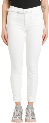 Pinko Skinny Cropped Jeans