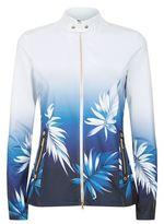 Bogner Rumer Palm Print Jacket
