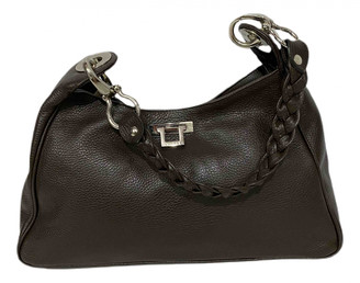 Unützer Brown Leather Handbags