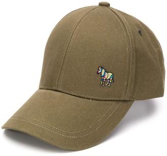 Paul Smith Zebra Logo Baseball Cap