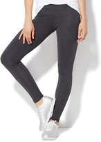 New York & Co. Legging - Graphite Heather Grey