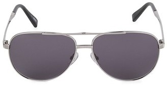 Ermenegildo Zegna 60MM Aviator Sunglasses
