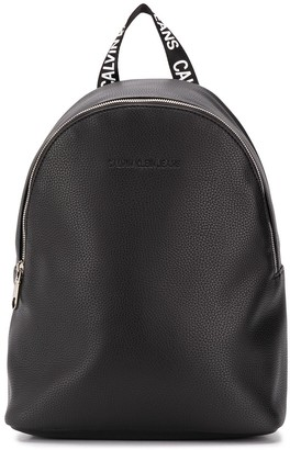 Calvin Klein Jeans Embossed Logo Backpack