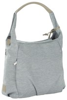 Lassig Infant Green Label Hobo Diaper Bag - Grey