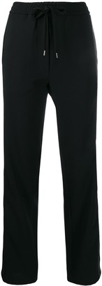 No.21 Side Stripe Drawstring Trousers