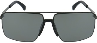 Mykita Lotus Square Frame Sunglasses