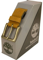 Timberland Men's 38MM Cut-To-Fit Boxed Leather Belt