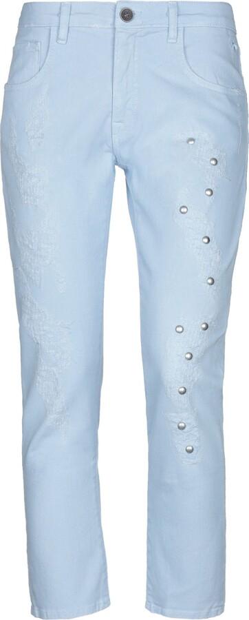 Ean 13 Denim pants