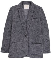 Des Petits Hauts Jolima Herringbone Wool Jacket