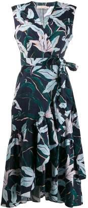 Tory Burch floral-print wrap dress