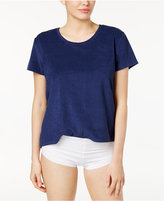 Hue Open-Back Terry Sleep Top