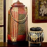 Bamboo Rice Baskets