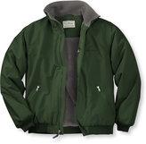 L.L. Bean Warm-Up Jacket, Fleece Lined