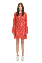 Country Road Bell Sleeve Lace Dress