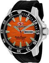 Seapro Sea-Pro Scuba Diver Limited Edition Mens Black Strap Watch-Sp8314