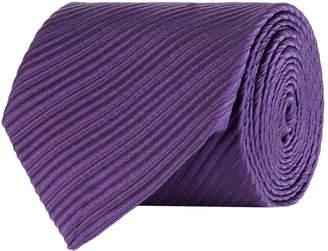 Tom Ford Silk Ribbed Stripe Tie