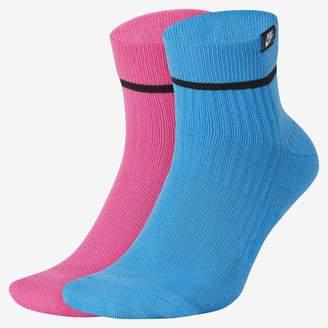 Nike Ankle Socks (2 Pairs SNKR Sox