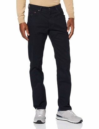 Bugatti Men's 3280-46560 Loose Fit Jeans