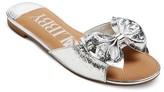 Women's Sam & Libby Harper Bow Slide Sandals