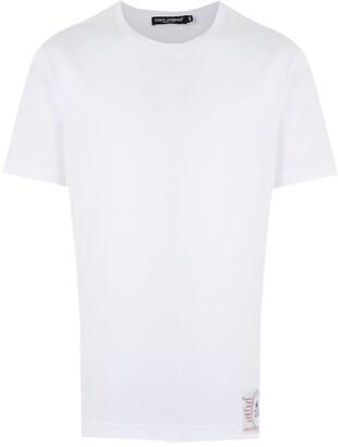 Dolce & Gabbana layered T-shirt