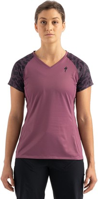 Specialized Andorra Air Short-Sleeve Jersey - Women's