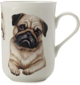 Maxwell & Williams Cashmere Dog Mug Pug Gb