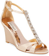 Badgley Mischka Romance Evening Sandals