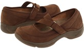 Dansko Kiki (Chocolate Waterproof Nubuck) - Footwear