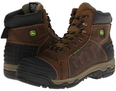 John Deere WCT II Waterproof 6 Lace-Up Aluminum Alloy Toe Men's Work Lace-up Boots