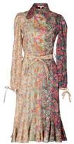 Olympia Le-Tan Knee-length dress