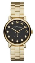 Marc by Marc Jacobs Women's MBM3421 Baker Gold-Tone Bracelet Watch