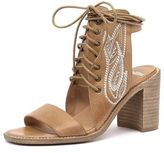Mollini New Jitty Tan Womens Shoes Casual Sandals Heeled