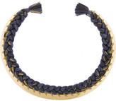 Aurelie Bidermann Copacabana gold-plated and cotton necklace