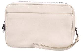 Dolce & Gabbana Leather Travel Pouch