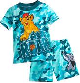 Disney The Lion Guard PJ PALS Short Set for Boys
