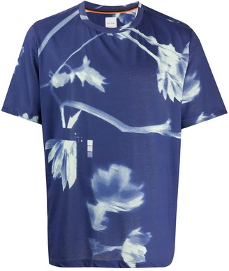 Paul Smith Shadow Floral T-shirt
