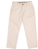 Nautica Little Boys' Flat Front Pant (2T-7)