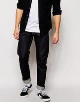 Carhartt Klondike Jeans In Tapered Fit - Blue